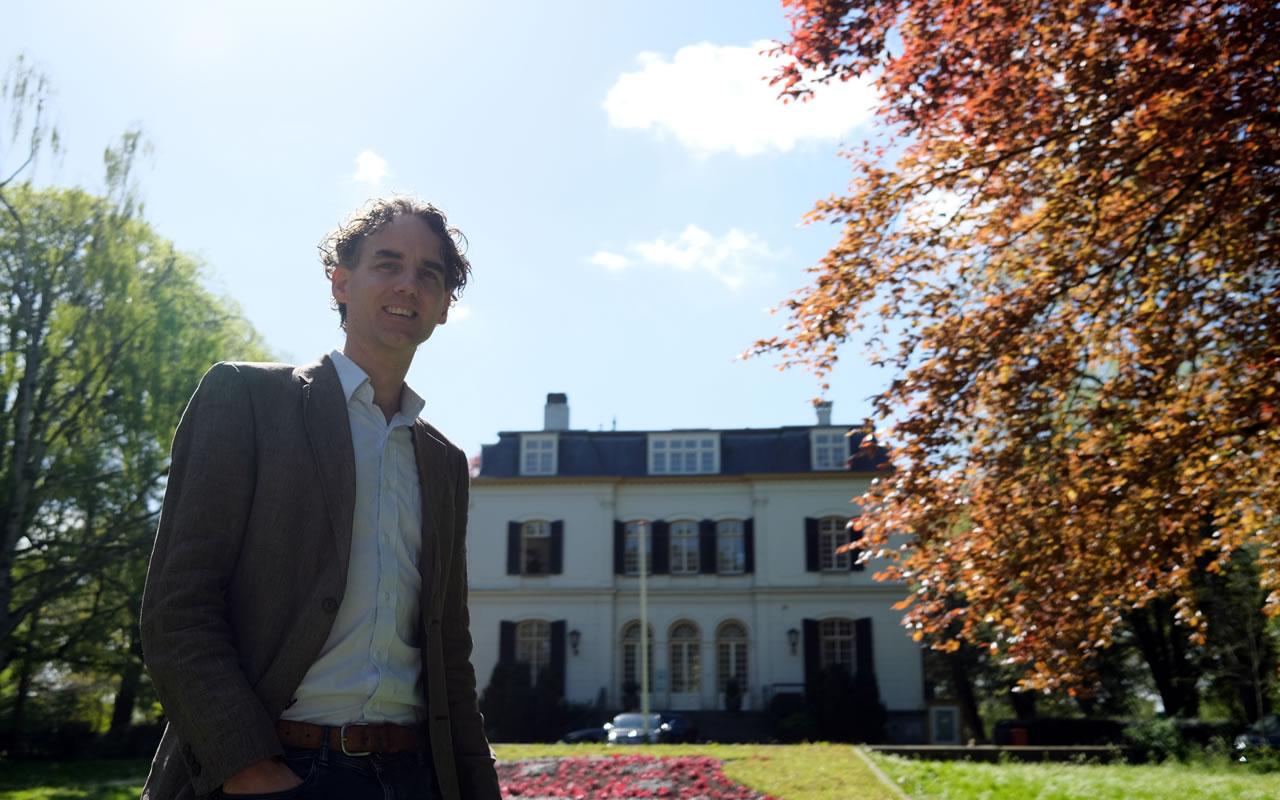 Michel Peperkamp - Representative The Netherlands