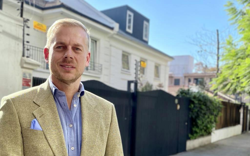 Maarten Kraaijenhagen - Country Director Chile